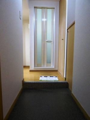 【玄関】シンシア麻布十番
