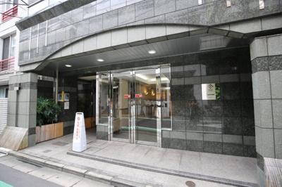 【エントランス】パレステュディオ赤坂弐番館