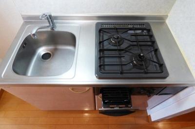 【キッチン】グランド・ガーラ高輪