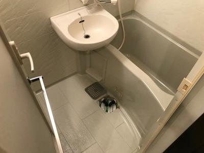 【浴室】パレステュディオ浜松町
