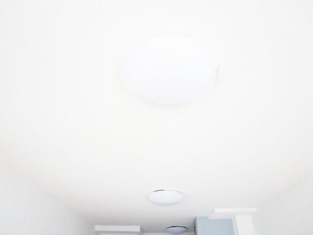 照明は新品に交換済みです