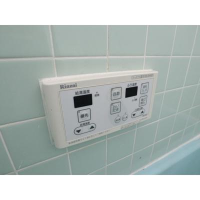 【浴室】横山神田貸家(1-11-25)