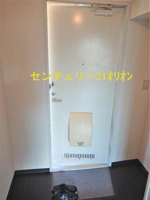 【玄関】コーポ・ブルースカイI
