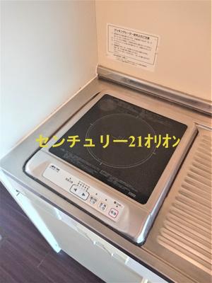 【キッチン】コーポ・ブルースカイI