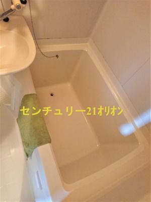 【浴室】コーポ・ブルースカイI