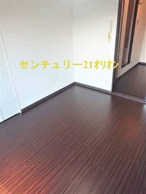 【居間・リビング】コーポ・ブルースカイI