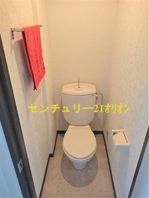 【トイレ】コーポ・ブルースカイI