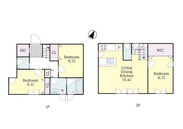 参考プラン ■3LDK■延床面積86.12平米 参考建物価格:2,200万円 ご要望に沿ってプラン作成させて頂きます!