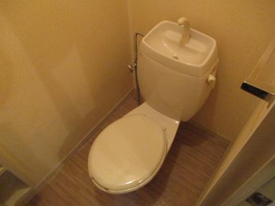 【トイレ】千景ハイツ