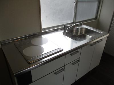 【キッチン】ハイツ大阪