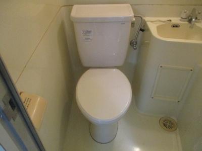 【トイレ】玉出ハイツ21