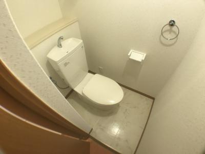 【トイレ】清川六番館