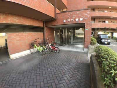 【エントランス】清川六番館