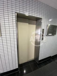 西天満ワークビル エレベーター