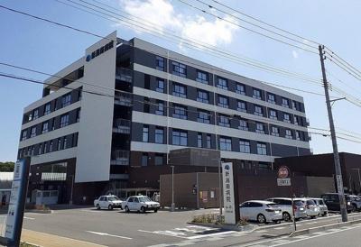 新潟南病院まで688m