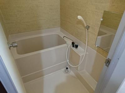 【浴室】エスビーハイツ幌西