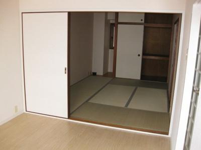 ※室内写真は前回入居前のものです。