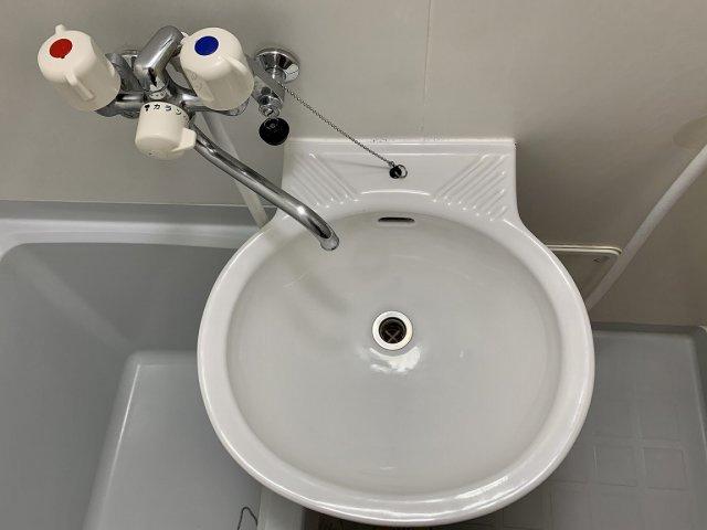 【洗面所】レオパレスRAVE