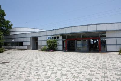 JR小野駅