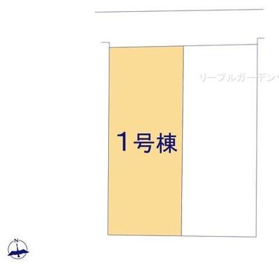 【区画図】リーブルガーデンS大和高田市野口3期