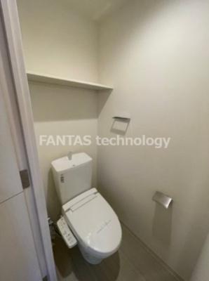 【トイレ】ライジングプレイス亀戸
