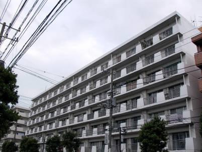 【外観】マンションニュー行徳第1