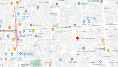 【地図】ウェンディ両国