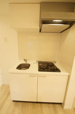料理好きには嬉しい「2口ガスコンロのシステムキッチン」