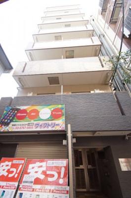 JR大森駅徒歩4分の駅近マンションです。