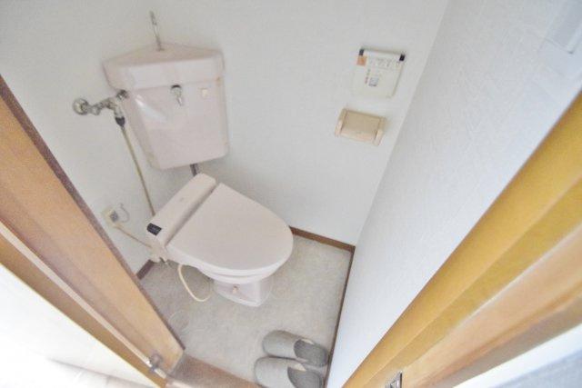 【トイレ】小山7丁目貸家