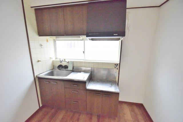 【キッチン】小山7丁目貸家