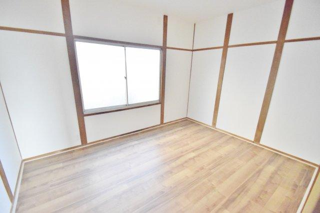 【寝室】小山7丁目貸家