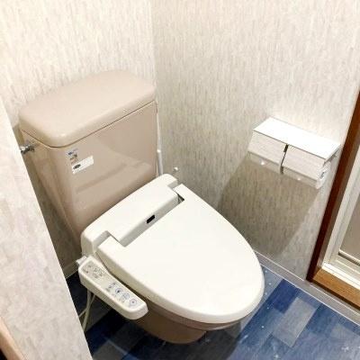 【トイレ】シンシア六本木