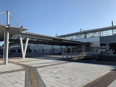 本庄早稲田駅まで2900m