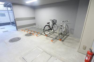 【駐車場】スプランディッド難波元町DUE