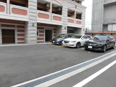 【駐車場】LUXE新大阪EASTⅡ