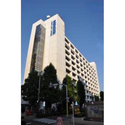 役所「台東区役所まで2000m」台東区役所