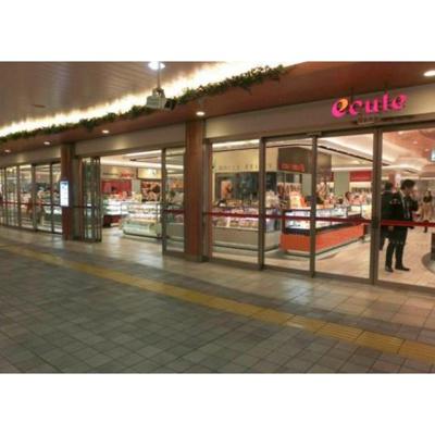 ショッピングセンター「ユニクロエキュート上野店まで282m」エキュート上野