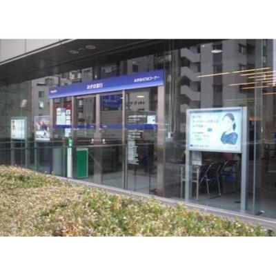 銀行「東京スター銀行上野支店ファイナンまで143m」みずほ銀行稲荷町