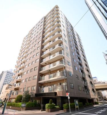 【外観】朝日上野マンション
