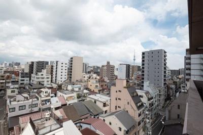 【展望】ソアブール御徒町コンフォート