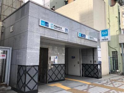 門前仲町駅(東京メトロ 東西線)まで829m