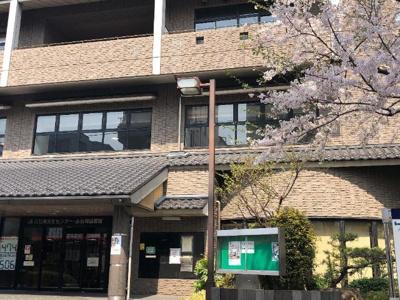 江東区立古石場図書館まで249m