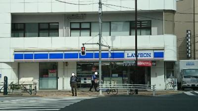 ローソン浅草七丁目店まで344m