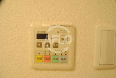 ラナップスクエア東梅田 浴室乾燥機付き