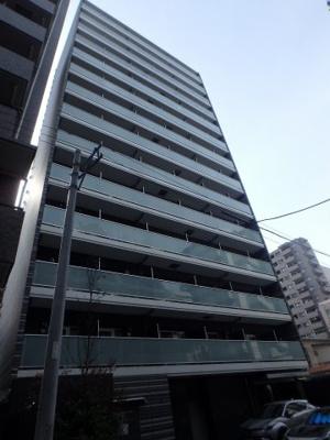 JR「川崎」駅徒歩10分の築浅分譲賃貸マンションです。