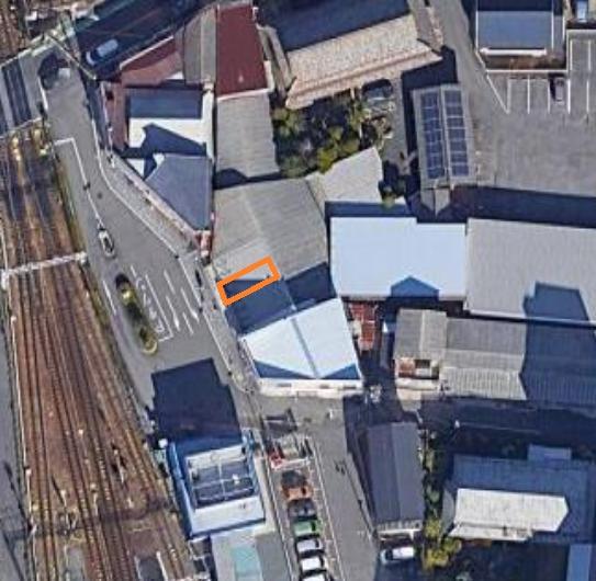 名鉄名古屋線 新木曽川駅前。貸駐車場も近隣にございます。