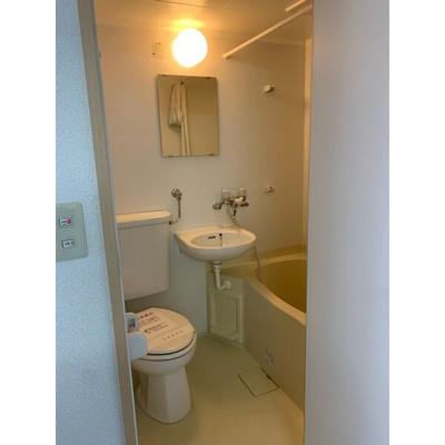 【浴室】タキシムハイツ313