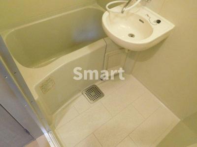 【浴室】ビラージュ上高田
