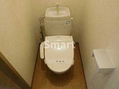【トイレ】ビラージュ上高田